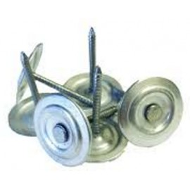 EG RS Round Metal Cap Nails