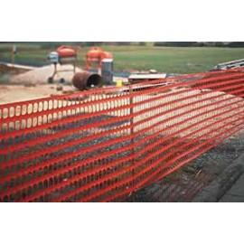 Orange Safety Fence
